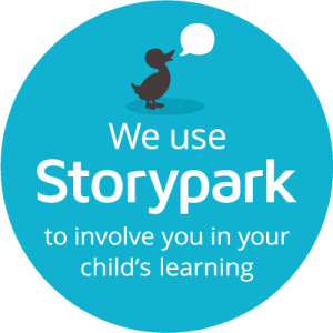 We use Storypark to involve you in your child's learning